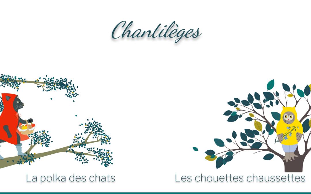 Chantilèges change de site
